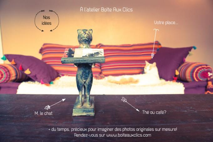 Bienvenue à l'atelier Boîte Aux Clics, photographe en Alsace