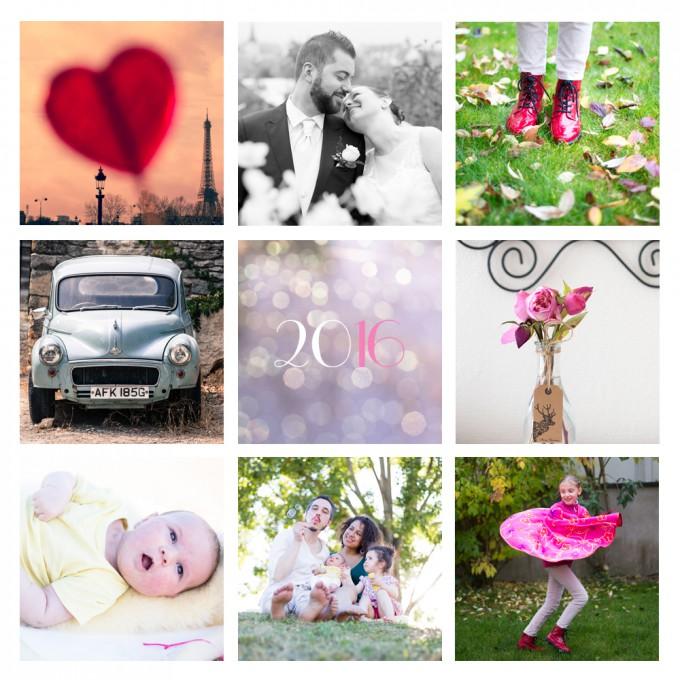 Les vœux de votre photographe en images