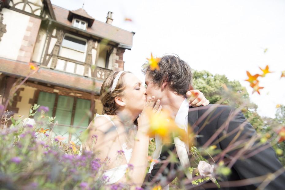 Mariage Amelie & Michael : Couple