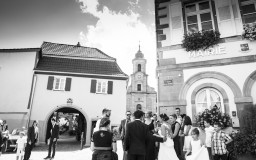 Mariage Amelie & Michael : Mairie