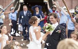 Mariage Amelie & Michael : Eglise