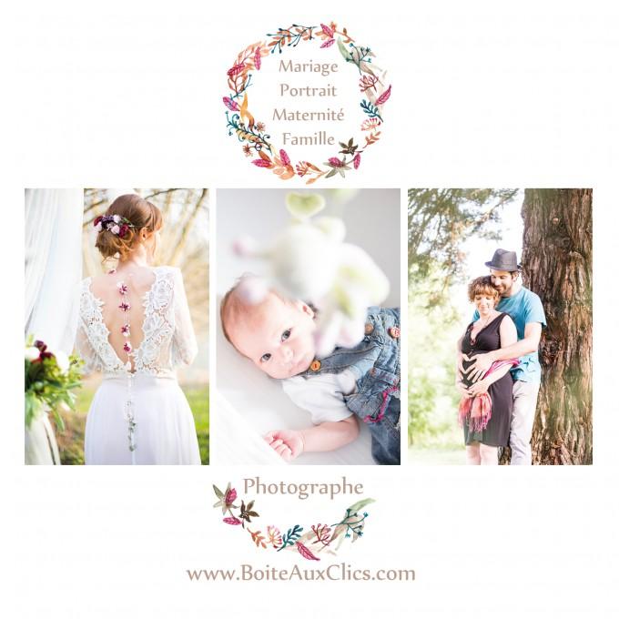 Des séances photos mariage, portrait, ou maternité en Alsace