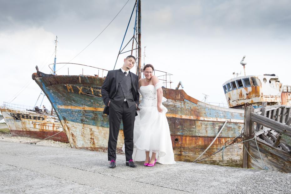 Photographe mariage finistere Bretagne