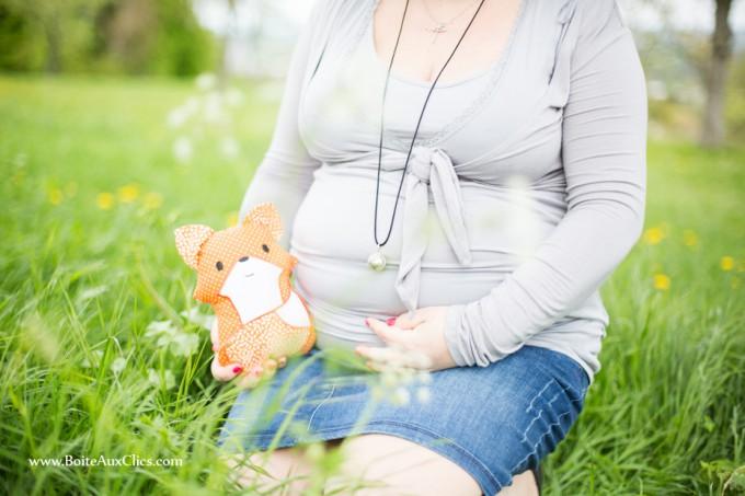 L'attente du petit frère. Séance photo grossesse et maternité en Finistère